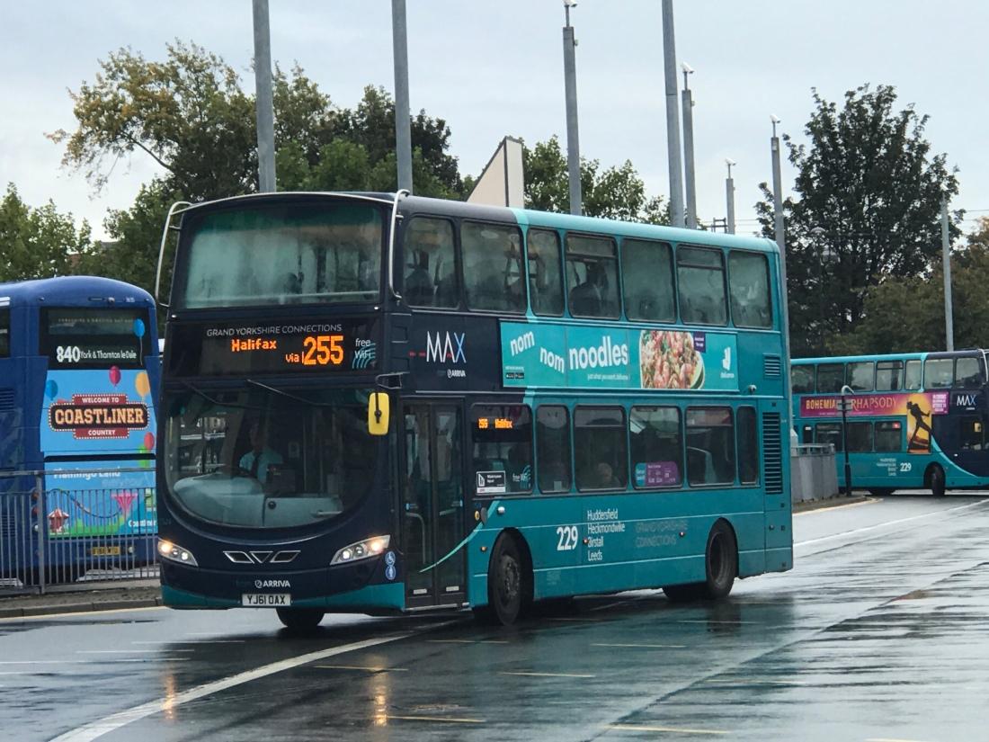 Wandering around West Yorkshire – BusAndTrainUser