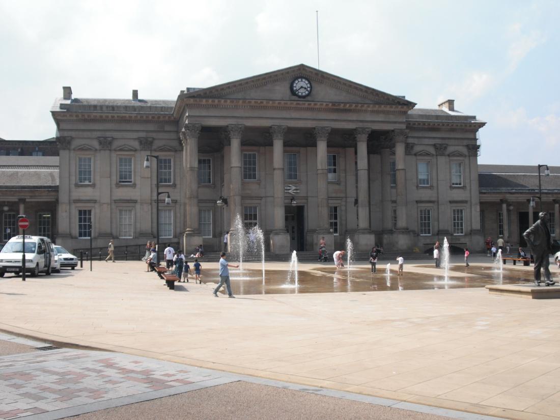 Huddersfield 1 - June 2010