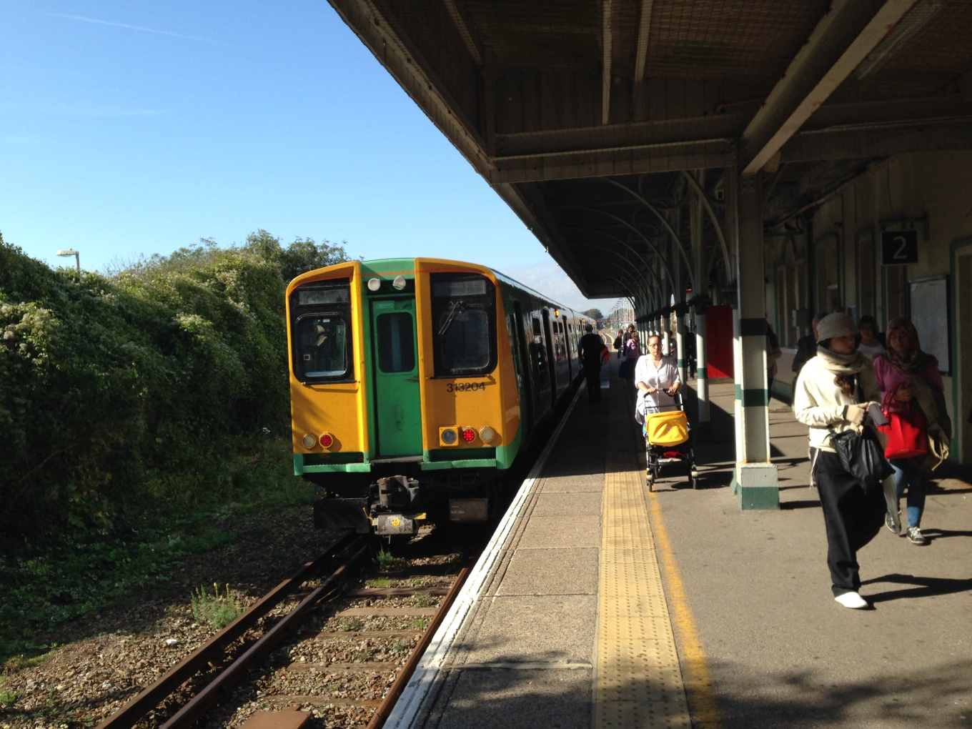 Seaford Station - October 2014 003