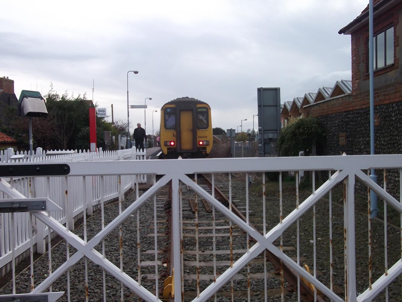Sherringham 2 - January 2014
