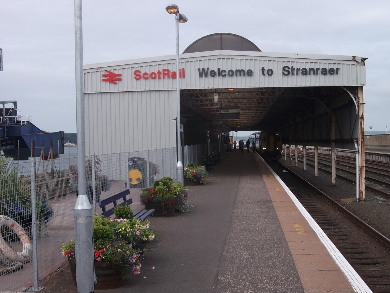 Stranraer 3 - August 2013