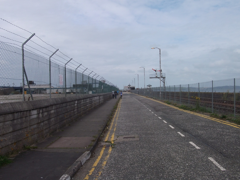 Stranraer 6 - August 2013