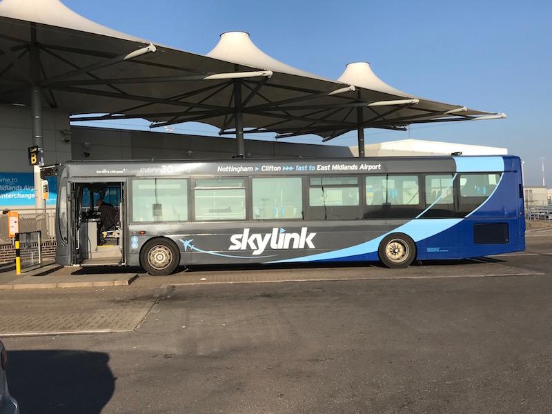 Skylarking on Skylink