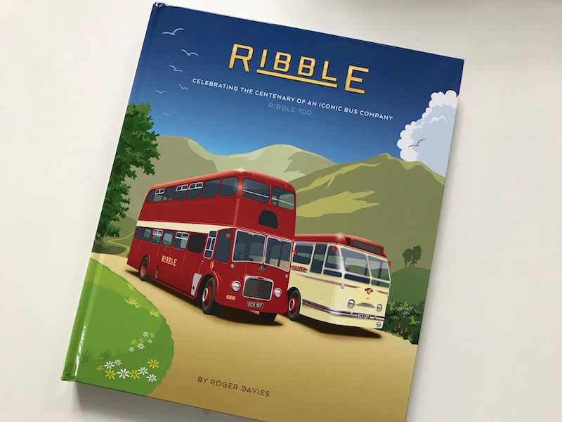 Book Review: Ribble – BusAndTrainUser