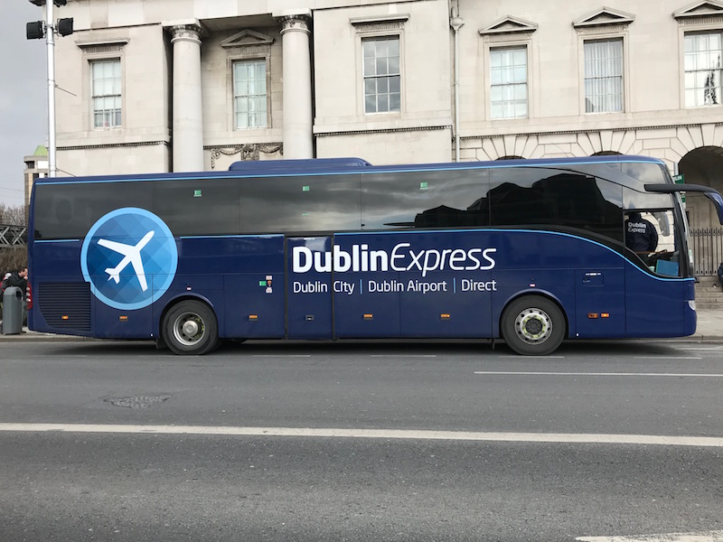 Dublin Airport's bus and coach competition hots up – BusAndTrainUser –  journeys around Britain by bus and train